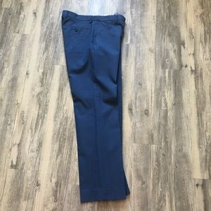 Banana Republic Non-Iron Tailored Slim Fit Pant